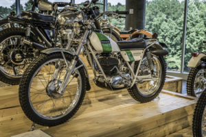Does The Barber Motorcycle Museum Have My First Bike On Display?