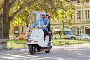 Unique Cezeta scooter lives again – electrically