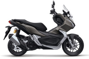 Honda's new ADV 150 is said to be only destined for Indonesia, but that sounds unlikely. Photo: Honda