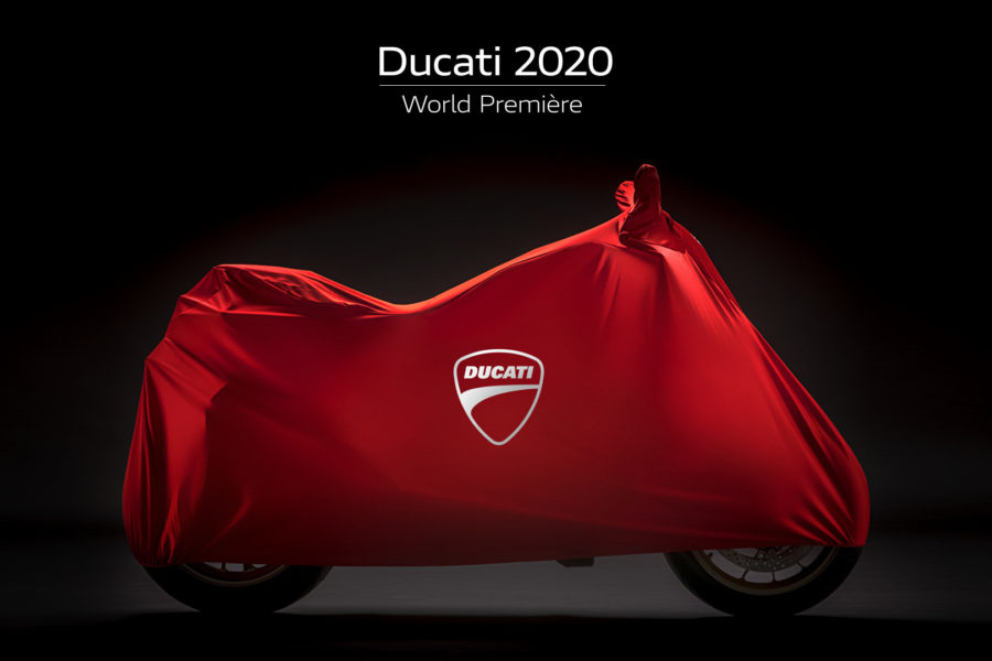 Ducati Unveiling Full 2020 Lineup Ahead Of EICMA