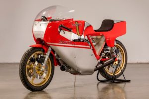 Rare Bikes To Be Auctioned In Monterey
