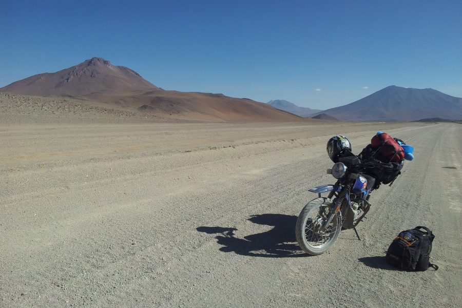 Why Adventure Riding Isn't a Holiday