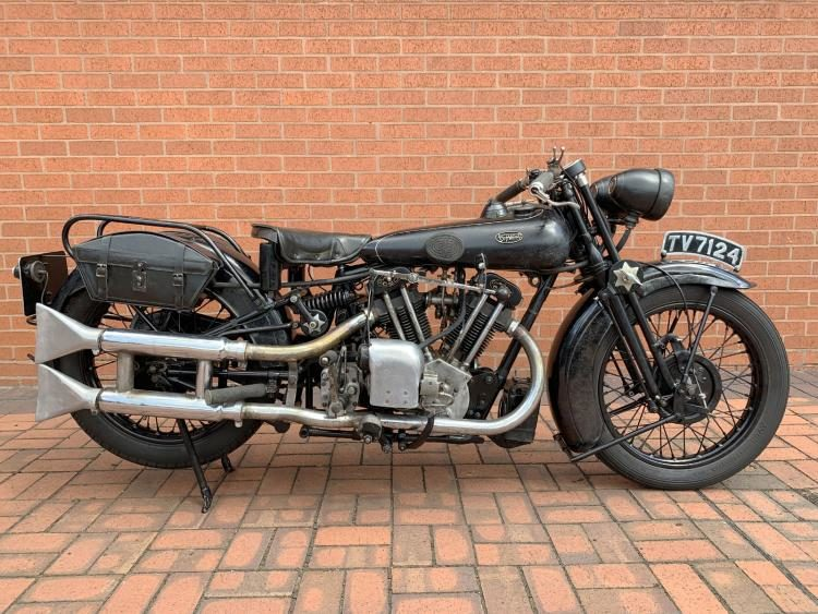 Brough Superior Alpine