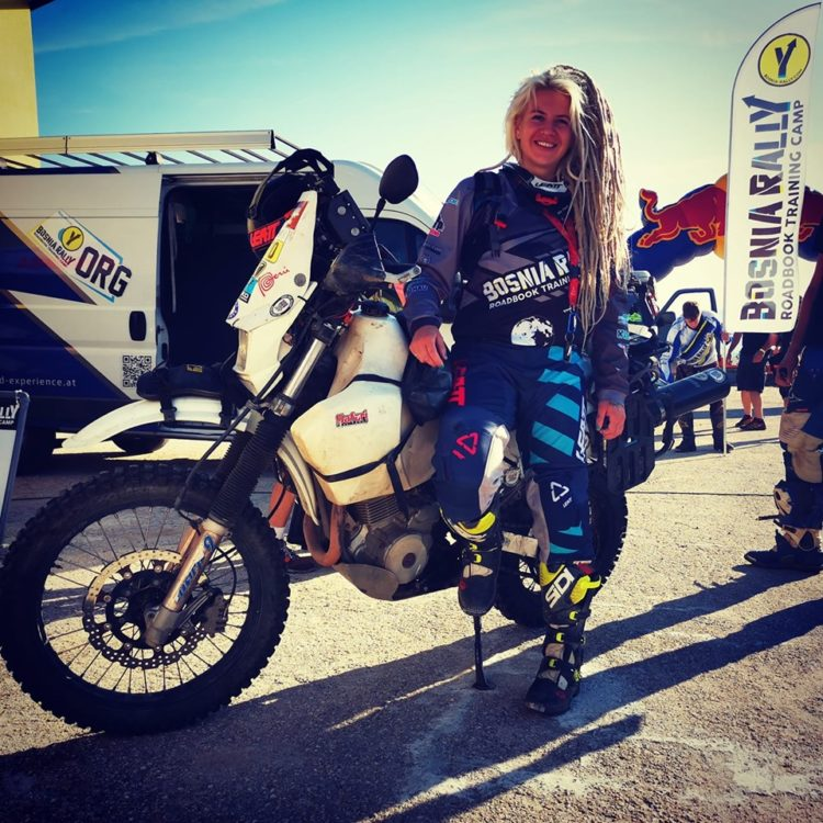 Roadbook Rally Comparison: Training vs Racing ADV Rider