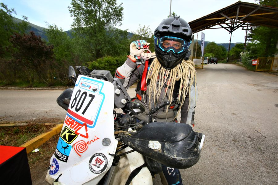 Roadbook Rally Comparison: Training vs Racing ADV Rider