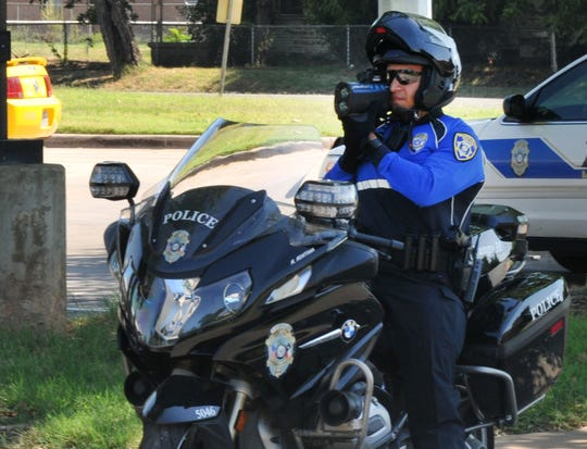 Police Get New Higher Visibility Uniforms