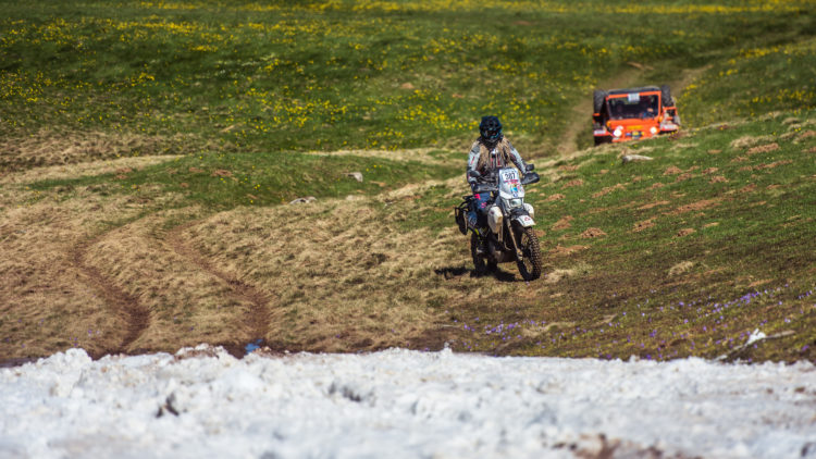 Suzuki DR650 Reliability: Rally Wear and Abuse ADV Rider