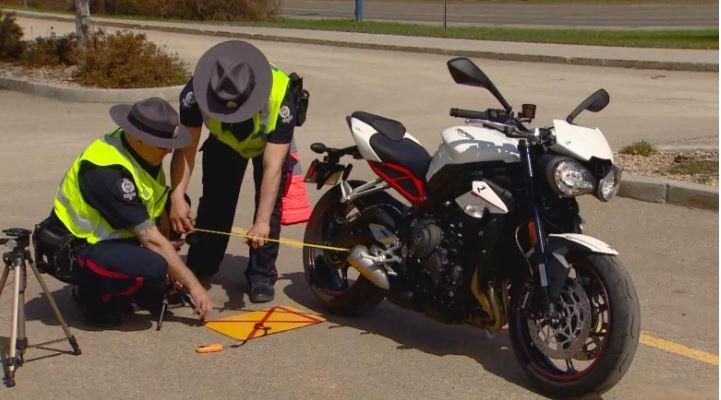 motorcycle noise meter