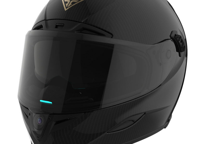 The Forcite Mk 1 smart helmet looks like it will actually make it into customers' hands, unlike some of the competition. Photo: Forcite