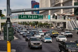 Nevada To Track Drivers' Mileage