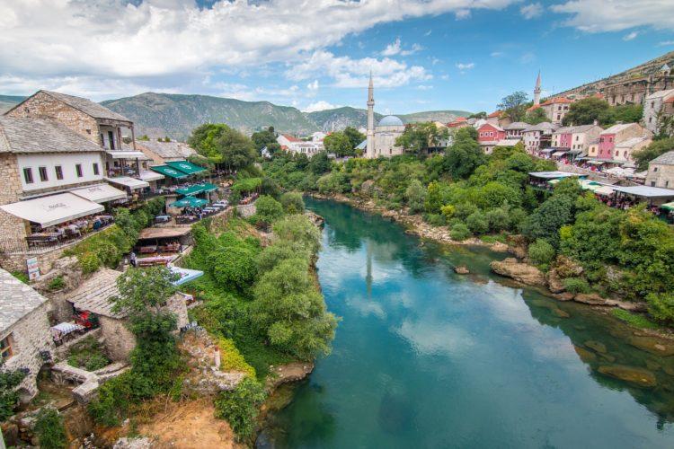 Riding Bosnia: paradise in Europe. Image: Pixabay