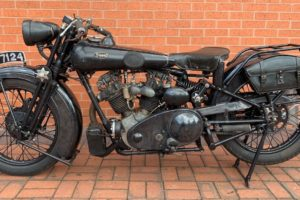 Brough Superior Alpine 680