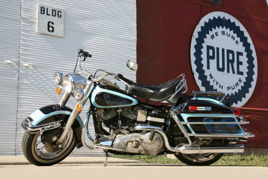 Elvis' Harley May Break World Auction Record