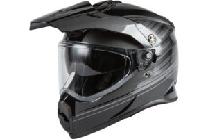 The new AT-21 should be satisfactory for riders looking at affordable helmets. Photo: G-Max