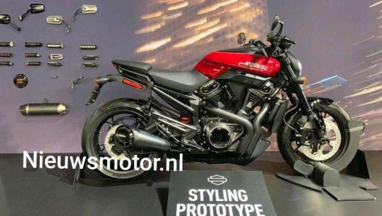Harley-Davidson Streetfigher