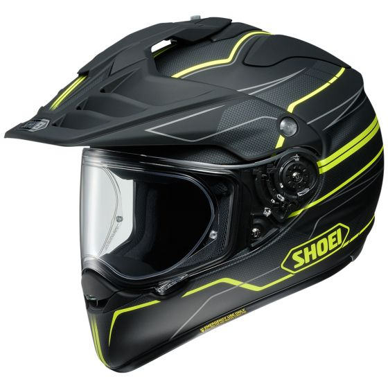 Shoei Hornet X2 Navigate TC-3 Helmet Review
