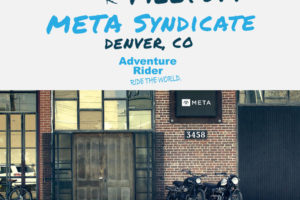 The FIRST Mosko Moto & ADVrider Meetup, 13 August, Denver, CO