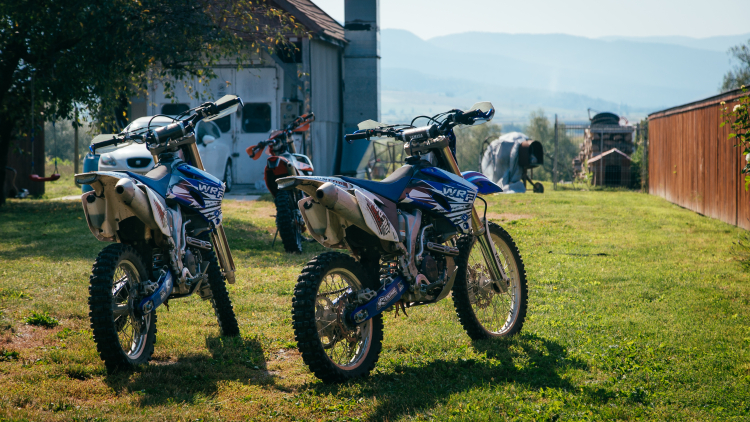 Yamaha WR250F review