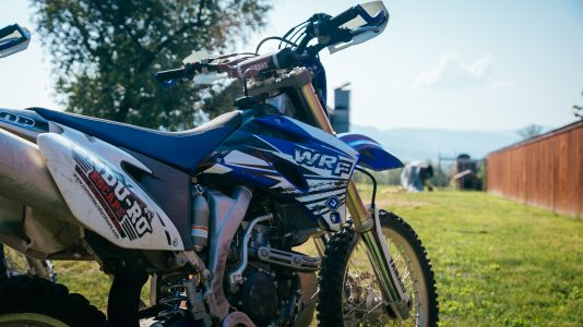 Light Is Right: A Yamaha WR250F Review