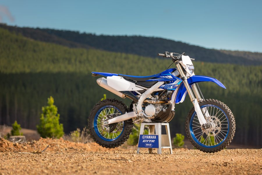 The WR250F has been updated for 2020. Photo: Yamaha