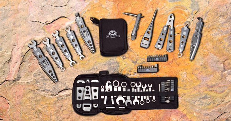 tiny toolkit ADV Rider