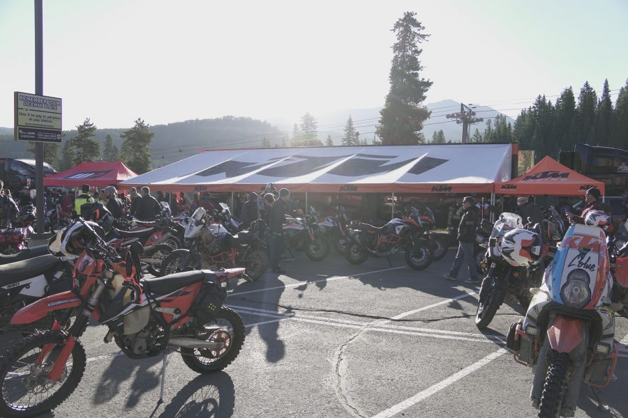 Live From The KTM North America Adventure Rider Rally, Breckenridge, Colorado Part 3