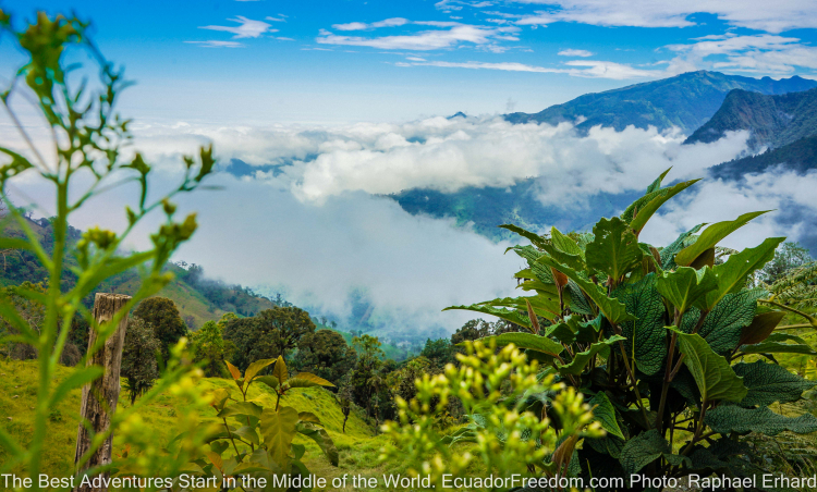 Adventure Travel in South America: Ecuador's Hidden Gems