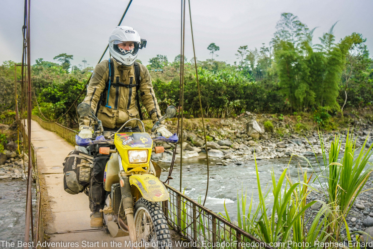 Costs, Fuel, and Accommodation in Ecuador