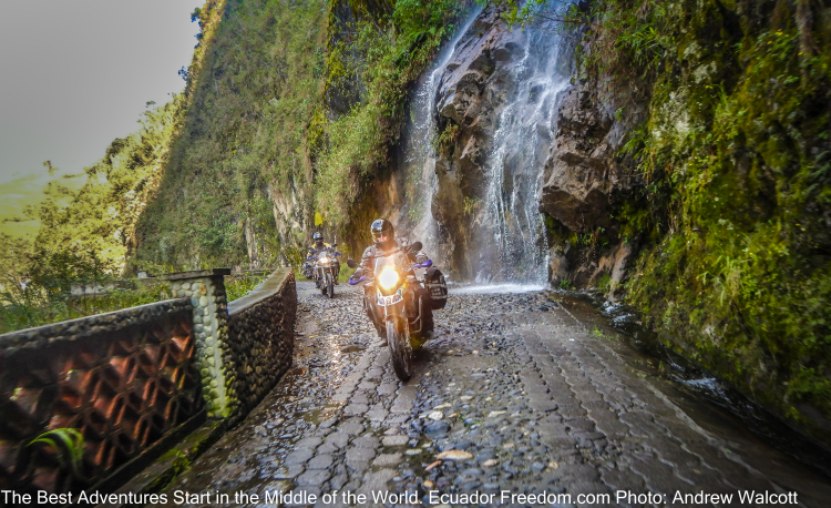 Riding South America: Best Routes from Quito to Peru ADV Rider