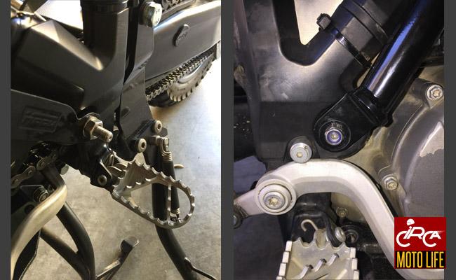HEED KTM 990 Crash Bar Fitment Isuue