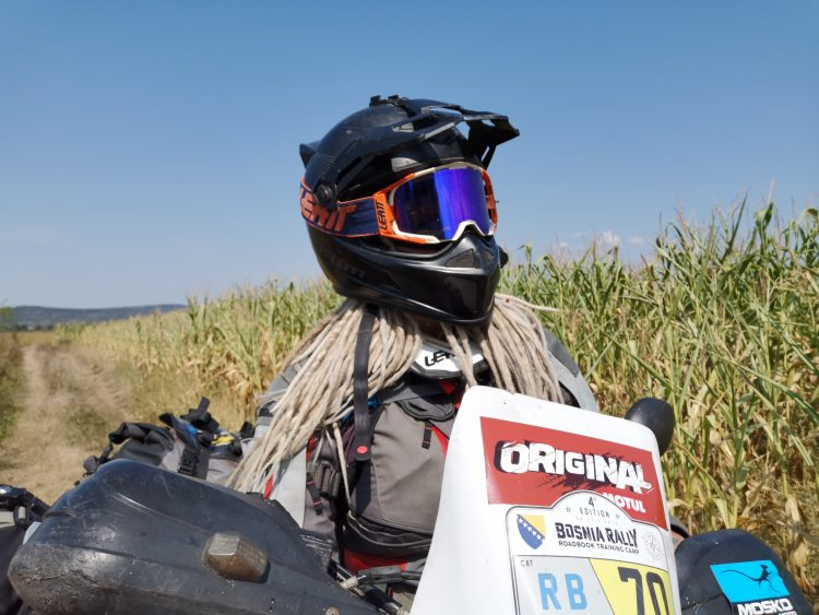 Adventure motorcycling cheap