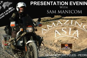 Get Inspired – Sam Manicom Presentation, Friday Sept. 6th Phoenix
