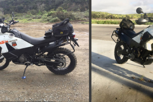 KTM 990 Adventure HEED Crash Bars Installation and Review