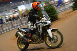 Experience Adventure - Photo Courtesy of Motorcycle Live