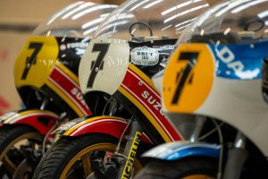 Motorcycle History Preserved