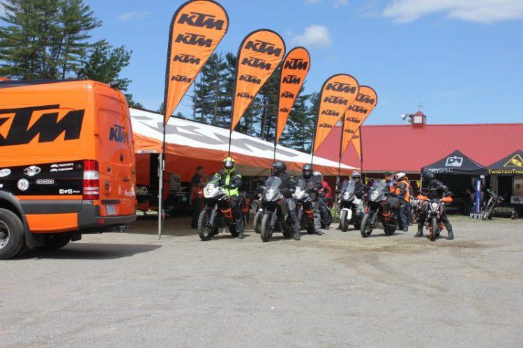 Touratech Dirt Daze KTM