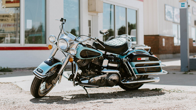 Elvis's bike brought in $800,000 at auction. Photo: Kruse GWS auctions