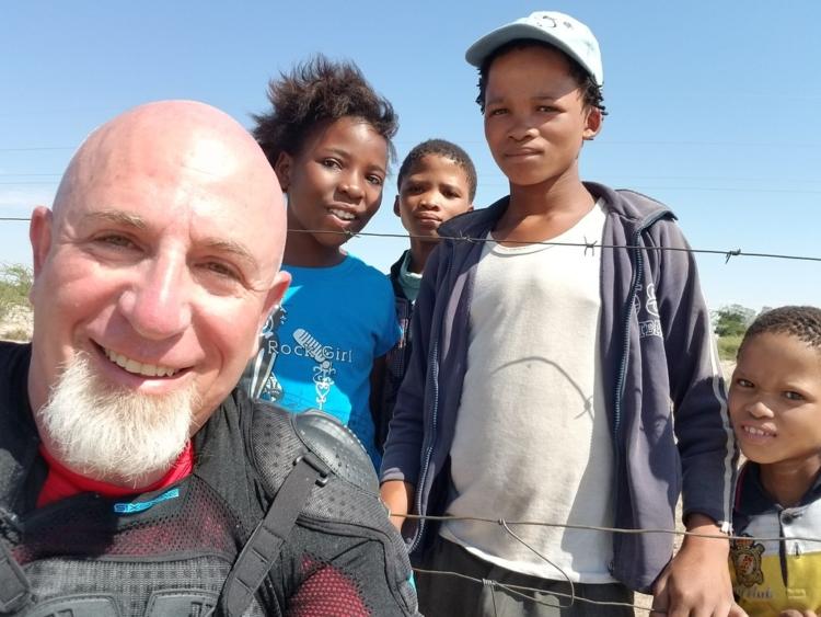 Botswana children