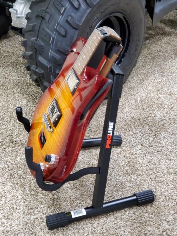 Ciari folding guitar