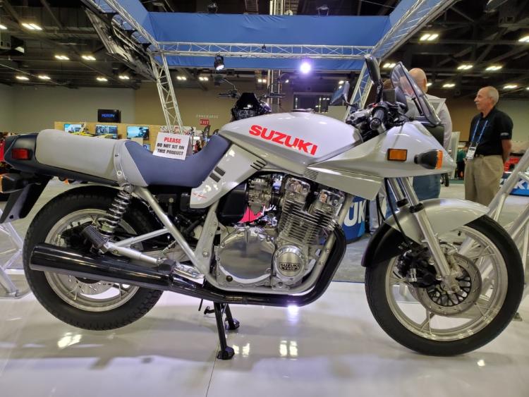 1981 Suzuki Katana