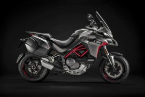The new Multistrada GT may be the last of the 1260 line. Photo: Ducati
