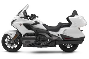 All versions of the Gold Wing see updates for 2020, with DCT and Tour versions getting special attention. Photo: Honda