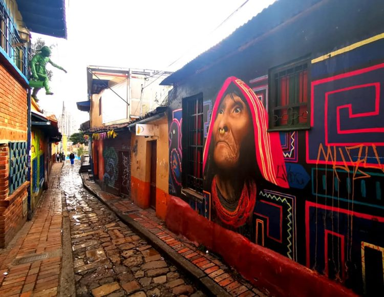 Traveling Colombia: Bogota Photo Diary ADV Rider