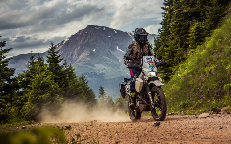 Why an Adventure Motorcycle Is the Best First Bike