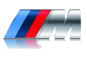 BMW M Series badge
