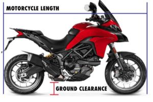 Poll: Designing The Ideal Adventure Bike #9: Ground Clearance