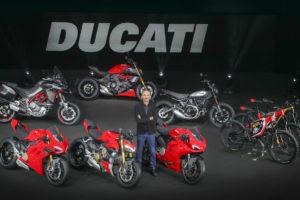 Ducati 2020 Model Lineup