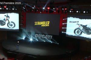 Ducati Concept Desert X Motard