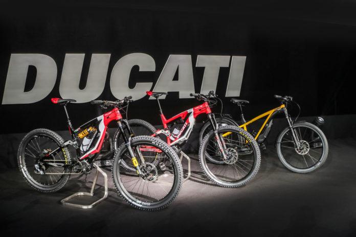 Ducati Ebikes