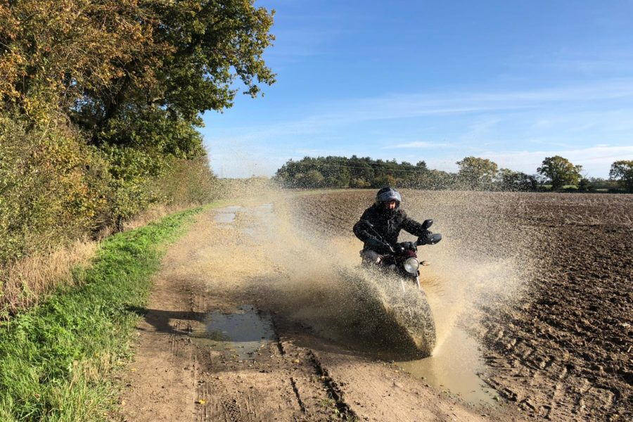 Zontes Tiger Off Road
